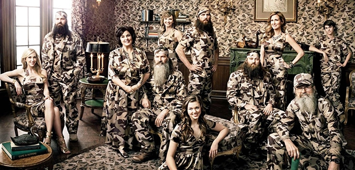 'Duck Dynasty' To Publish Duck Commander's Robertson Family Bible