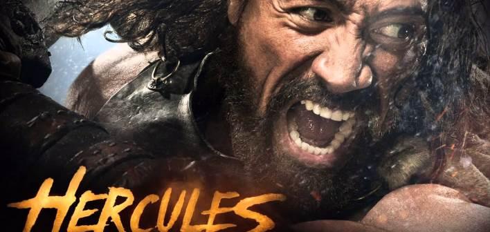 Dwayne  Johnson Roars With New Hercules' 'Trailer 1