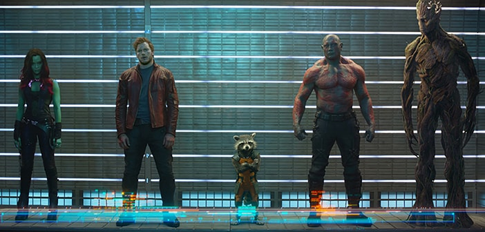 New Guardians of the Galaxy Trailer and Posters 6