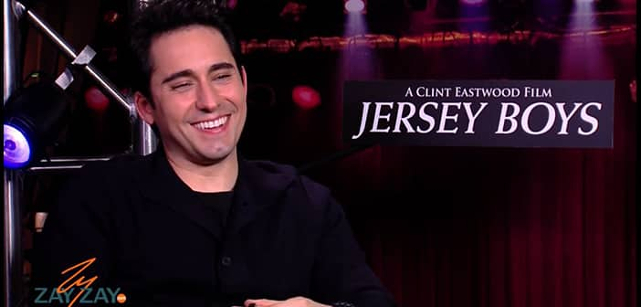 ZayZay.Com Interviews john lloyd young interview jersey boys - US Latino