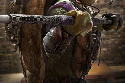 Teenage Mutant Ninja Turtles- Turtle Reveal & New Trailer! 4