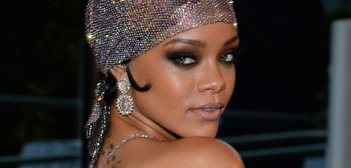 Rihanna Flashes Everything Sheer Gown at CFDA Fashion Awards  1