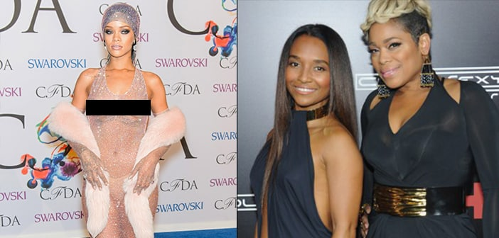 TLC Criticizes Rihanna, Tells The Singer To Keep Her Clothes On 1