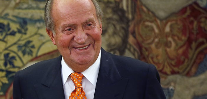 "King Juan Carlos Abdicates For His Son To ""open a new era of hope"" for Spain 2"