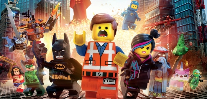 --CLOSED--The Lego Movie Blu-Ray Giveaway And Awesome Blog App!--CLOSED--