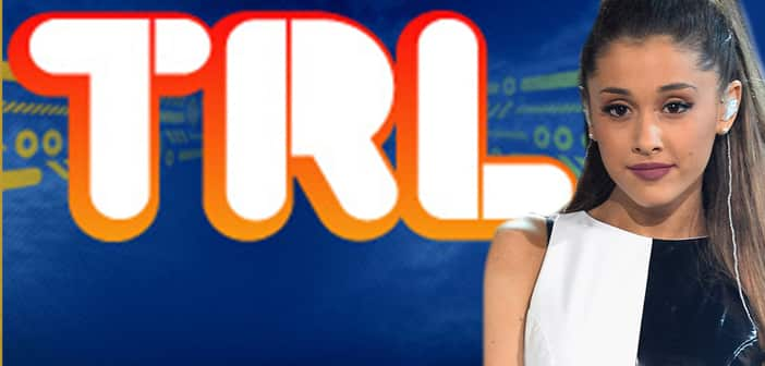 Ariana Grande Is Bringing 'TRL' Back to MTV For Special Episode