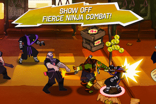 New TEENAGE MUTANT NINJA TURTLES Mobile Game - Available today! 1