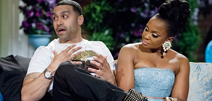'Housewives' Star Husband Apollo Nida  Gets 8 Year Prison Sentence