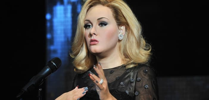 FALSE REPORT: Adele's Calling In News of New '25' Album,  Tour To Follow In 2015
