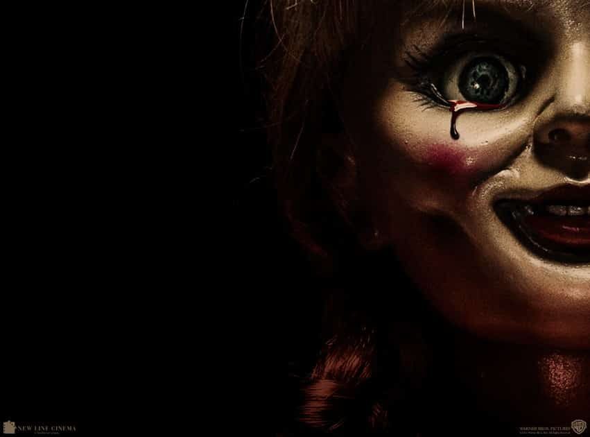Before THE CONJURING, there was ANNABELLE - Trailer