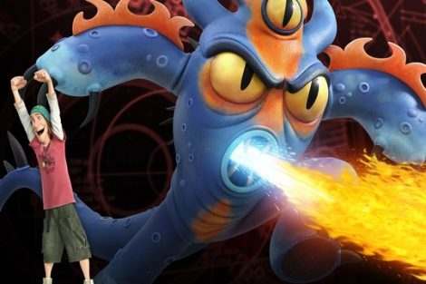 "WALT DISNEY ANIMATION STUDIOS Unleashes ""Big Hero 6"" Lineup 1"