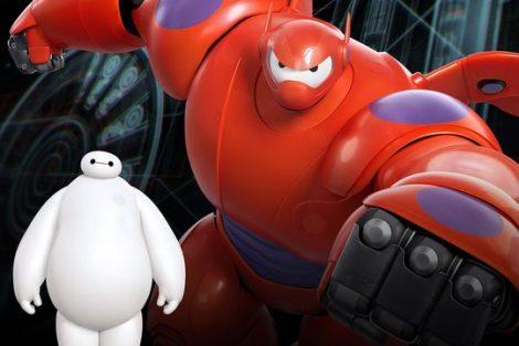 "WALT DISNEY ANIMATION STUDIOS Unleashes ""Big Hero 6"" Lineup 5"