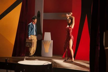 New CANTINFLAS Movie Trailer and Scene Images 3
