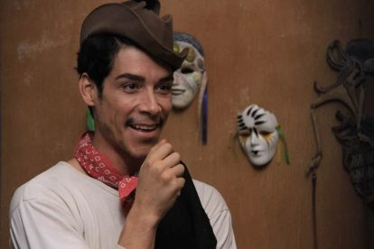 New CANTINFLAS Movie Trailer and Scene Images 5