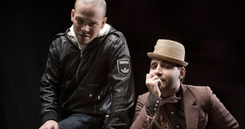 Calle 13 official promo pic