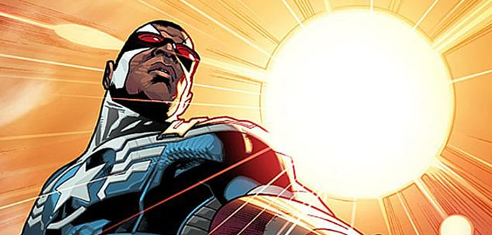 Marvel says the next Captain America will be an African American