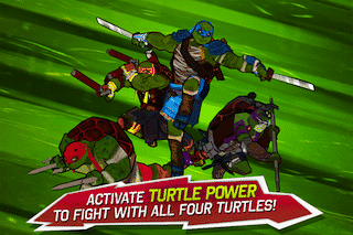 New TEENAGE MUTANT NINJA TURTLES Mobile Game - Available today! 2