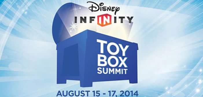 Disney Interactive Announces Inaugural Disney Infinity Toy Box Summit 1