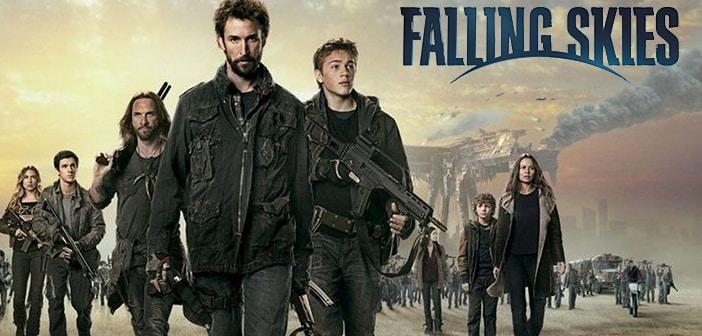 'Falling Skies' Last Season Gets Filming Underway