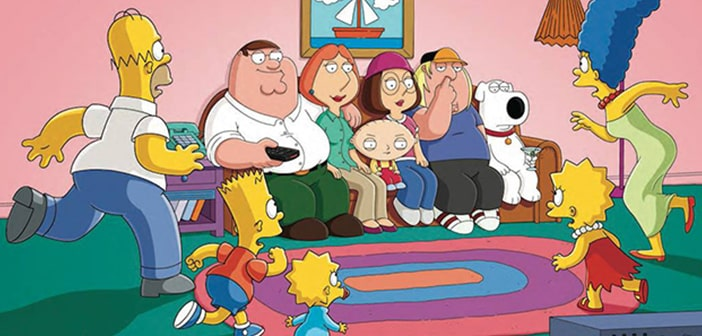 Want A Sneak Peak On the Crossover Simpsons/Family Guy episode?