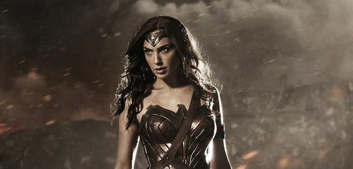 Gal Gadot Makes Her first Appearance As Wonder Woman In ... Gal Gadot Wonder Woman Costume Revealed