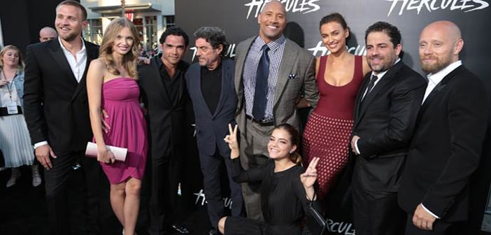 HERCULES - Los Angeles Premiere 2