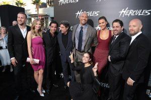 HERCULES   Los Angeles Premiere 32