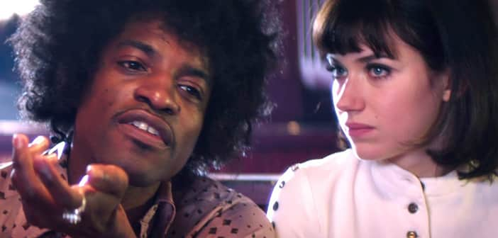 First Trailer for Jimi Hendrix Biopic 'Jimi: All Is By My Side,' Starring Andre Benjamin
