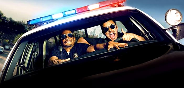 LET'S BE COPS - VIP ADVENCE SCREENING 2