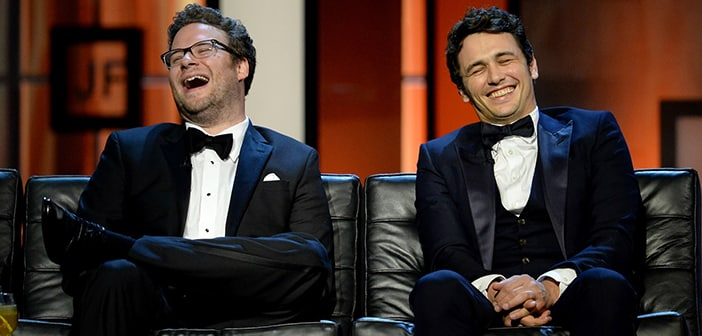 North Korea Makes A Move To Fight Seth Rogen's Movie