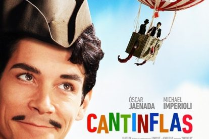 New CANTINFLAS Movie Trailer and Scene Images 10
