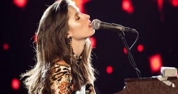 Singer-songwriter FRANCISCA VALENZUELA