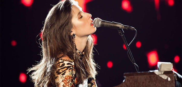 Singer-songwriter FRANCISCA VALENZUELA To Perform a Series of Concert in the U.S.  3
