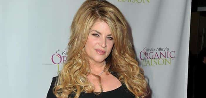 Kirstie Alley's TV Land Sitcom Gets Canceled