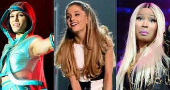 bang bang  Jessie J, Ariana Grande & Nicki Minaj