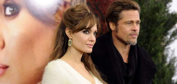Angelina Jolie And Brad Pitt Heading To Malta For New Romance Movie