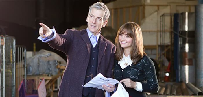 Watch Peter Capaldi as the new  Doctor Who in series 8 trailer