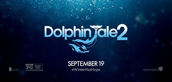 Dolphin Tale 2 - Spanish Subtitled Trailer 2