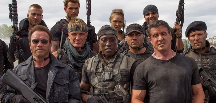 """Expendables 3″ Loses Out As Movie Leaks Online, Millions Of Downloads in 3 Days"