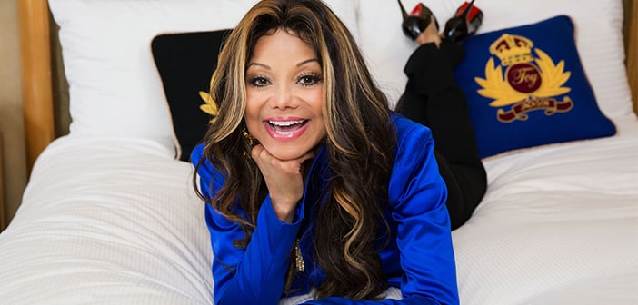 "La Toya Jackson Pushes Out New ""Feels Like Love"" Music Video"