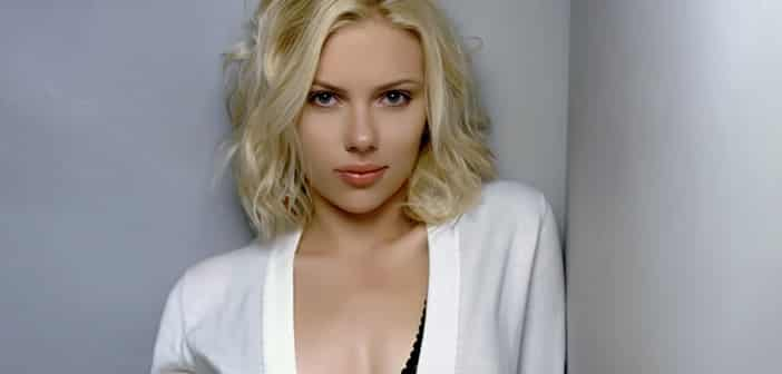 Scarlett Johansson Gets All New Cropped Look 2