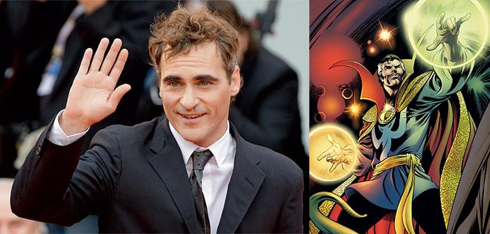 Marvel In Negotations To Aqcuire Joaquin Phoenix For Dr Strange Role