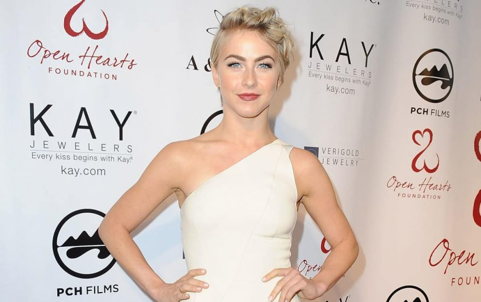 Julianne Hough talks Ryan Seacrest breakup