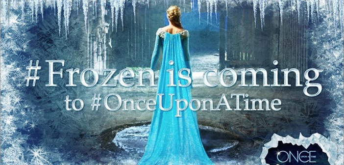 The Real Anna And Kristoff From 'Frozen' Heading To 'Once Upon A Time' Set