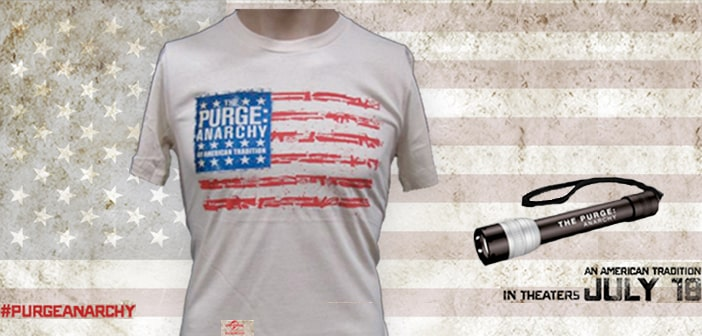 The Purge: Anarchy Prize Pack Giveaway