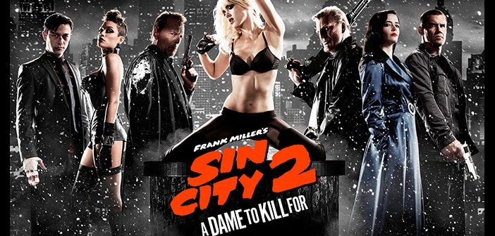 SIN CITY: A DAME TO KILL FOR Comic-Con Red Band Trailer 3