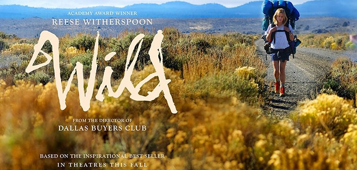 "Cheryl Strayed's Book ""Wild"" Gets First Movie Trailer Featuring Reese Witherspoon"