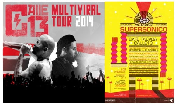rolling stone calle 13 tour