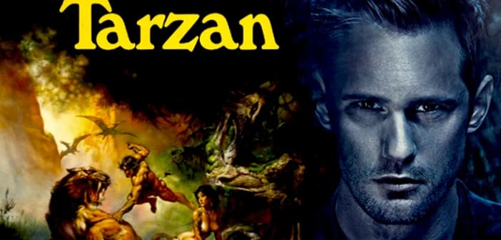 Tarzan Swings into Action as Filming Begins on the New 3D Action Adventure