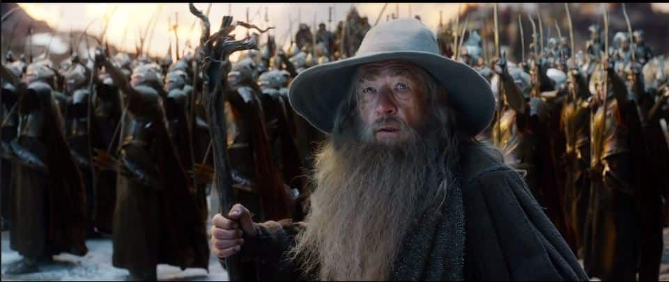 THE HOBBIT: THE BATTLE OF THE FIVE ARMIES - New Teaser Trailer & Poster 2